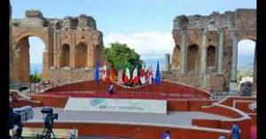 G7 300x157 Roberto Bolle danza a Taormina