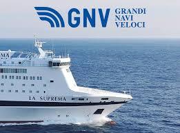 GNV AURORA: COME RAGGIUNGERCI   how to get to us   wie Sie uns erreichen