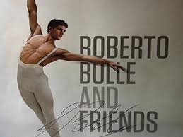 Roberto Bolle Friends Roberto Bolle danza a Taormina