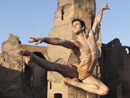 Roberto Roberto Bolle danza a Taormina