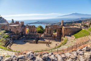 Teatro Greco Romano 300x200 TAORMINA