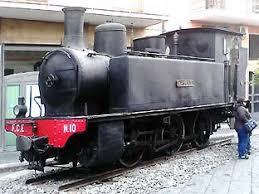locomotiva Railroad // Ferrovia Circumetnea