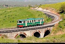 ponte Railroad // Ferrovia Circumetnea