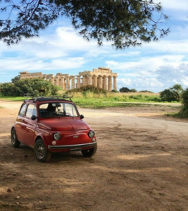500 267x300 Sicilia in auto   Sicily by car