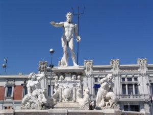 Fontana del nettuno Messina 300x225 Poseidon (Neptune)   Nettuno
