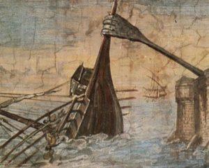 Lassedio di Siracusa 300x242 Archimede   Archimedes