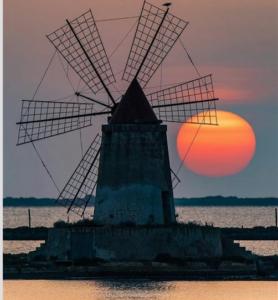 Saline dello Stagno di Marsala 278x300 Luci della Sicilia   Lights of Sicily