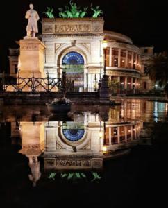 Teatro Politeama Garibaldi 242x300 Luci della Sicilia   Lights of Sicily