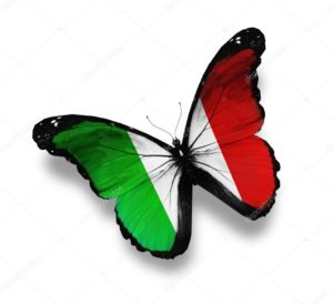depositphotos 9322832 stock photo italian flag butterfly isolated on 300x274 Resort on the beach // Resort sulla spiaggia (Aurora View Resort)