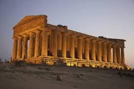 agrigento Siti UNESCO in Sicilia